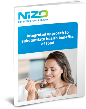 Integrated approach to substantiate health benefits of food cover